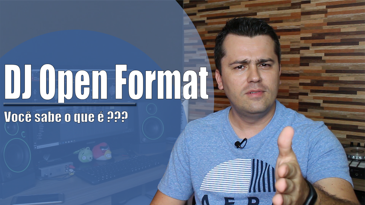 Dj Open Format - Segredos dos Djs Curso de DJ On Line