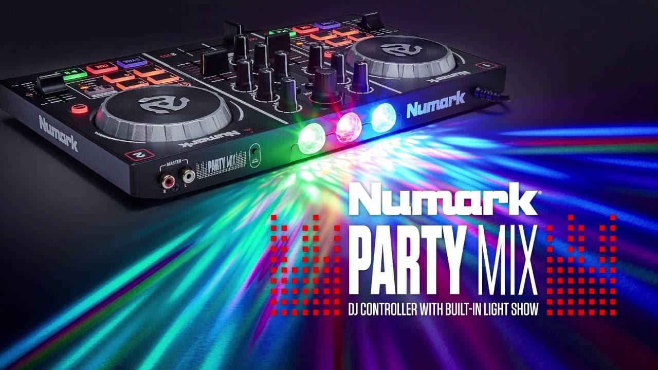 Numark Party Mix – A mini controladora de ótimo custo benefício